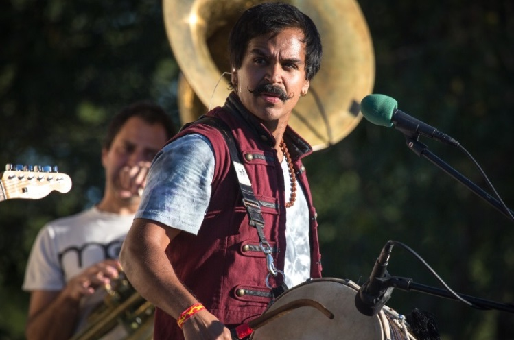 World Music Day 2017 Main Stage Artist Red Baraat
