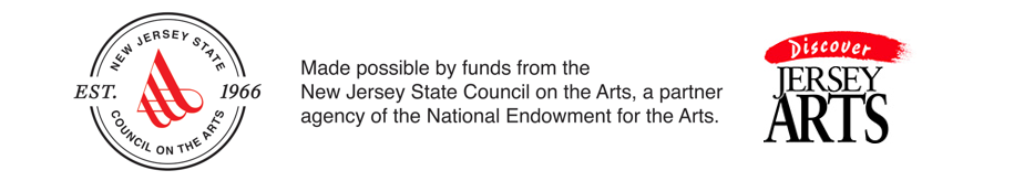 Financial Support Provided in Part by the NJ STate COuncil on the Arts and Discovery Jersey Arts